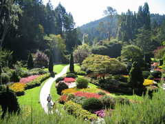 Butchart Gardens - Attraction - 800 Benvenuto Avenue, Brentwood Bay, BC, Canada