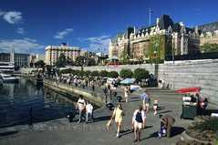 Victoria Inner Harbour - Attraction - 1234-N Wharf Street, Victoria, BC, Canada