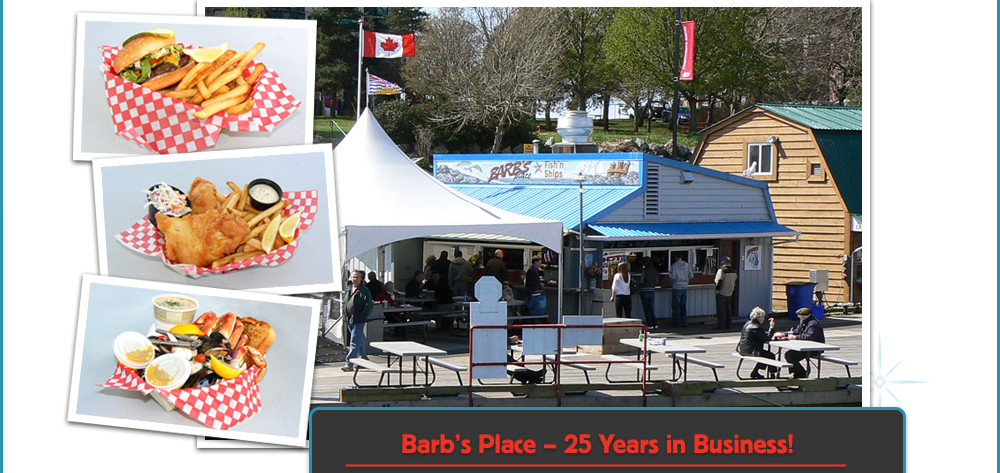 Barb's Place - Restaurants - 310 Saint Lawrence Street, Victoria, BC, Canada