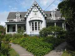 Shaw House Inn Bed & Breakfast - Hotel - 703 Main Street, Ferndale, CA, United States