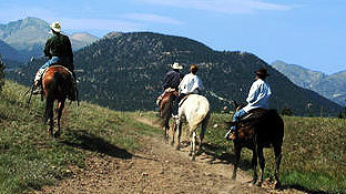 Hi Country Stables - Attractions/Entertainment - 1000 Bear Lake Rd, Estes Park, CO, United States