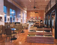 Dean & DeLuca: Wine Room - Restaurants - 6822 Phillips Place Ct # G, Charlotte, NC, United States
