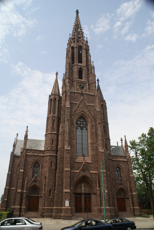 St. Louis Roman Catholic Church - Ceremony Sites - 35 Edward Street, Buffalo, NY, 14202