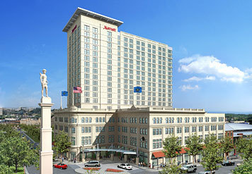 Lancaster Marriott Hotel At Penn Square - Hotels/Accommodations, Reception Sites - 25 South Queen Street, Lancaster, PA, United States