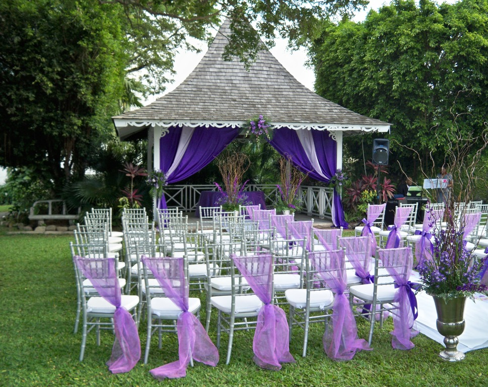 The Gazebo, Pegasus Hotel - Ceremony Sites - 