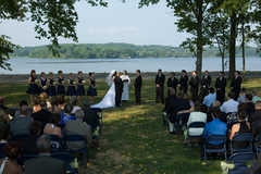 Osprey's Landing Restaurant - Ceremony - 401 Belmont Bay Dr, Woodbridge, VA, 22191, US