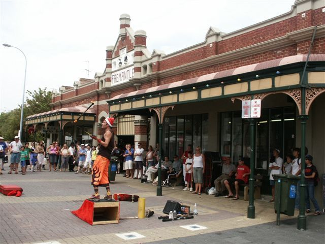 Fremantle Markets Since 1897 - Attractions/Entertainment - 84 South Terrace, Fremantle, WA, Australia