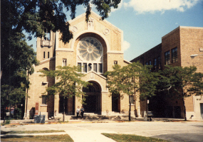 Shrine Of Our Lady Of Pompeii - Ceremony Sites - 1224 W Lexington St, Chicago, IL, United States