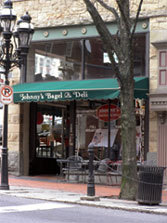 Johnny's Bagels & Deli - Restaurants - 472 Main St, Bethlehem, PA, United States