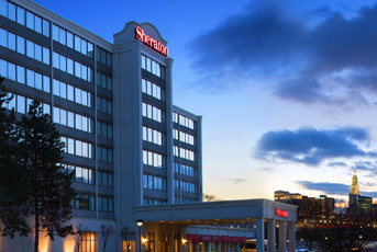 Sheraton - Hotels/Accommodations - 100 E River Dr, East Hartford, CT, 06108