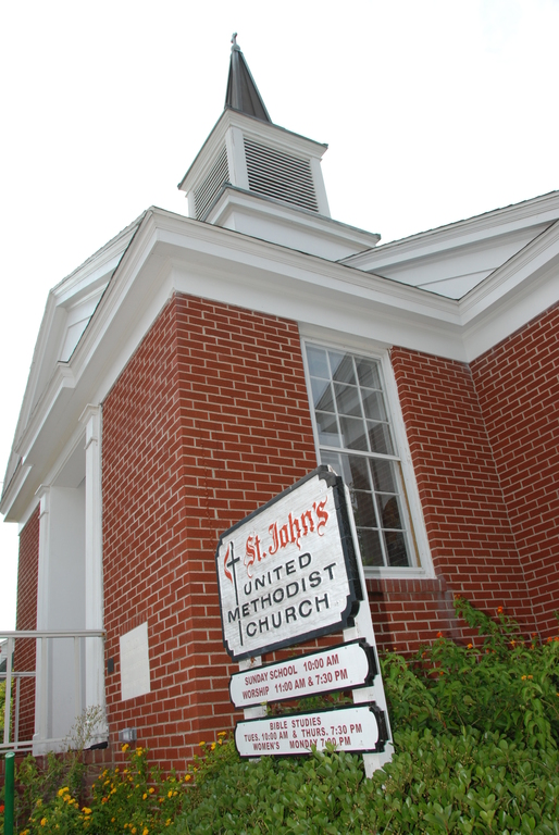 St. John's United Methodist Church - Ceremony Sites - McMullen Rd, Nags Head, NC, 27959, US