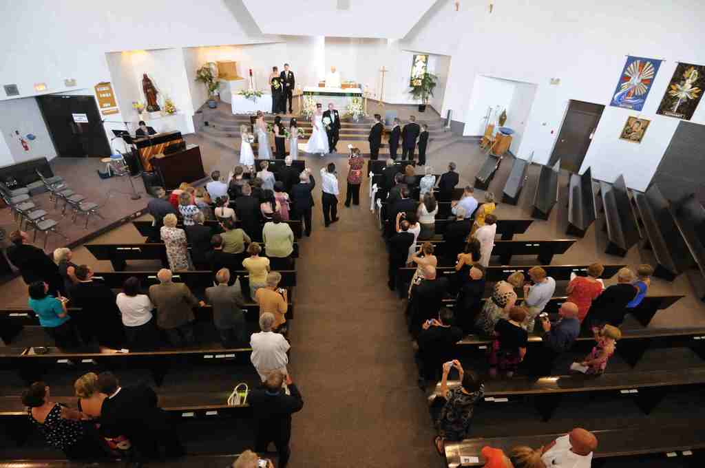 St. Mark's Catholic Church - Ceremony Sites - 5552 Madigan Dr NE, Calgary, AB, T2A 4P2