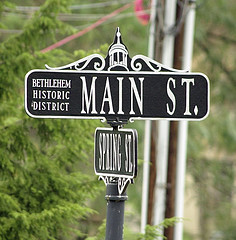 Main Street - Shopping -