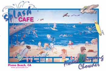 The Splash Cafe - Restaurants - 197 Pomeroy Avenue, Pismo Beach, CA, United States