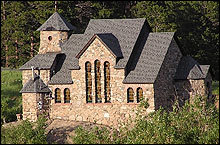 Ceremony: Saint Malo Center - Ceremony Sites - 10758 State Highway 7, Allenspark, CO, United States