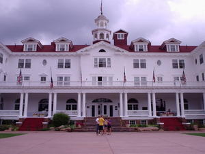 The Stanley Hotel - Ceremony Sites, Hotels/Accommodations, Attractions/Entertainment - Wonderview Ave, Estes Park, CO, 80517