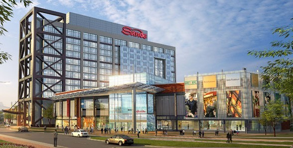 Sands Casino Resort Bethlehem - Attractions/Entertainment, Shopping - 77 Sands Boulevard, Bethlehem, PA, United States