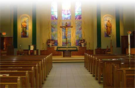 St. Catherine Of Siena - Ceremony Sites - 31 Asbury Rd, Farmingdale, NJ, 07727