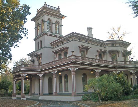 Bidwell Mansion - Attractions/Entertainment, Ceremony Sites - 525 Esplanade, Chico, CA, 95926