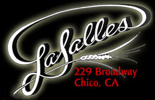 La Salles - Bars/Nightife, Restaurants, Attractions/Entertainment - 229 Broadway St, Chico, CA, United States
