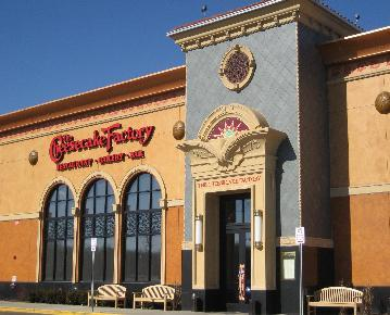 The Cheescake Factory - Restaurants - 640 W Dekalb Pike, King of Prussia, PA, 19406