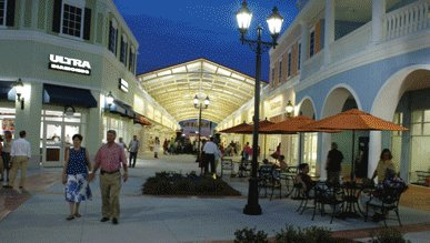 Tanger Factory Outlet Center - Attractions/Entertainment, Shopping - 4840 Tanger Outlet Boulevard #768, North Charleston, SC, United States