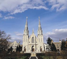 St. Thomas Of Villanova Church - Ceremony Sites - 800 Lancaster Avenue, Villanova, PA, 19085