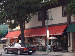 Fellini's Cafe - Restaurant - 31 E Lancaster Ave, Ardmore, PA, 19003
