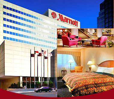 Greensboro Marriott Downtown - Hotels/Accommodations, Reception Sites - 304 N Greene St, Greensboro, NC, 27401