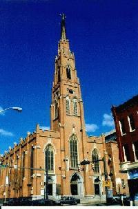 St Alphonsus Church &amp; Shrine - Ceremony Sites - 114 W Saratoga St, Baltimore, MD, United States