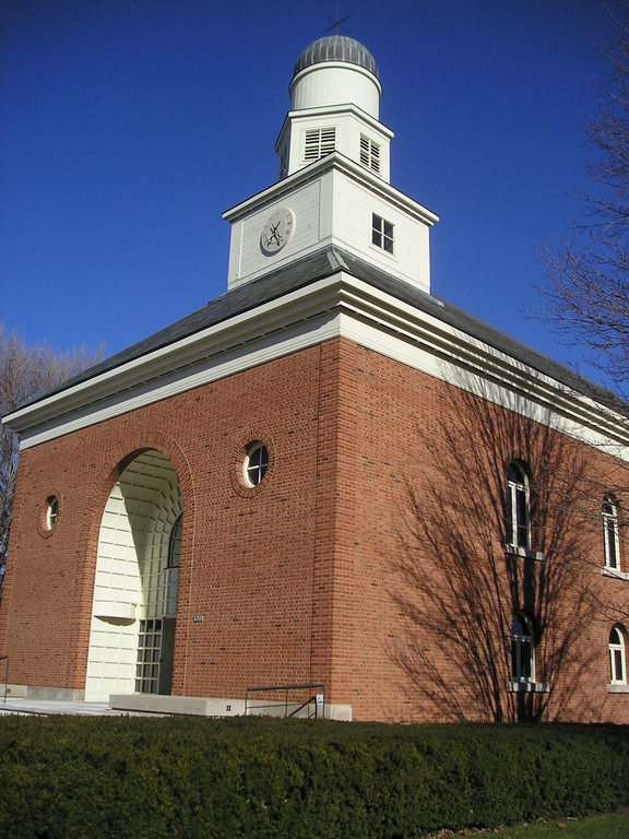 Evelyn Chapel At Iwu - Ceremony Sites - 1301 N Park St, Bloomington, IL, 61701