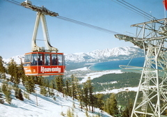 Heavenly Resort - Attractions/Entertainment - 3860 Saddle Road, South Lake Tahoe, CA, United States