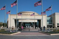 George Bush Presidential Library - Attractions/Entertainment - 1000 George Bush Dr W, College Station, TX, 77845