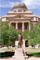 Texas A&m University - Attractions/Entertainment - Rudder Tower, 401 Joe Routt Blvd., College Station, TX, United States