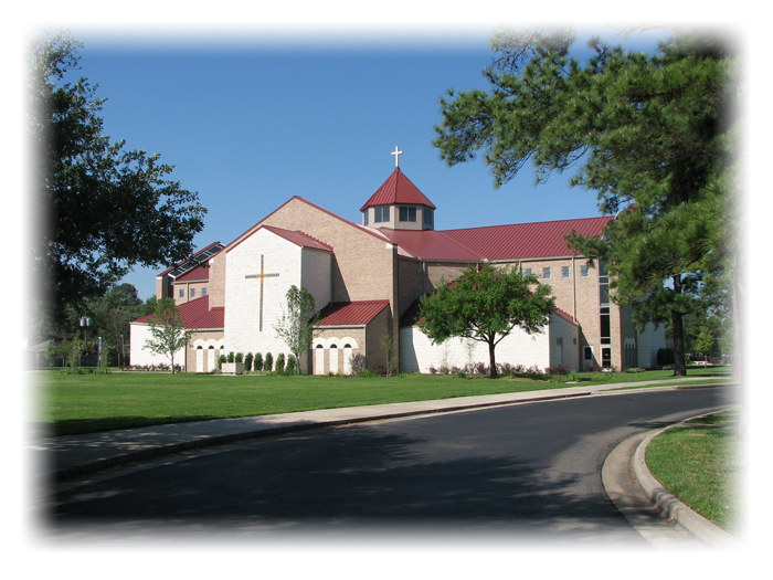 St. John Vianney Catholic Church - Ceremony Sites - 625 Nottingham Oaks Trail, Houston, TX, 77079