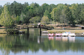 Lake Laurleen State Park - Parks/Recreation - 13226 Lake Lurleen Rd, Coker, AL, 35452-4111, United States