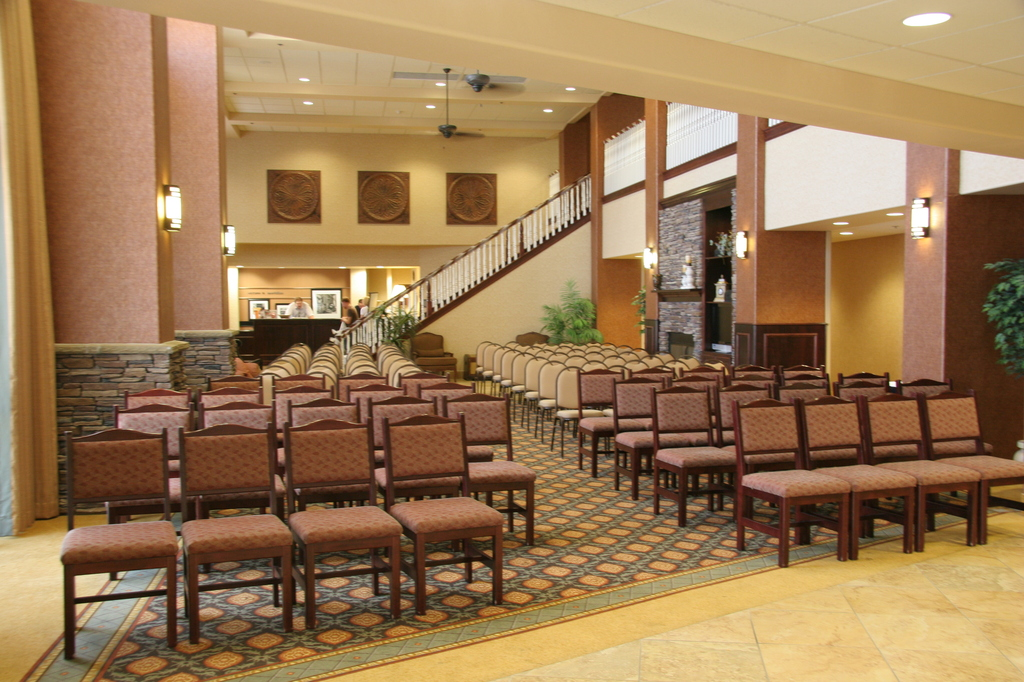 Hampton Inn Suites - Hotels/Accommodations, Ceremony Sites - 875 S Allen St, Meridian, ID, 83642, US