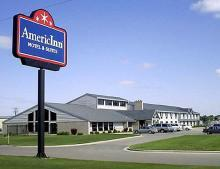 Americinn - Hotels/Accommodations - 115 Iowa Ave W, Marshalltown, IA, United States