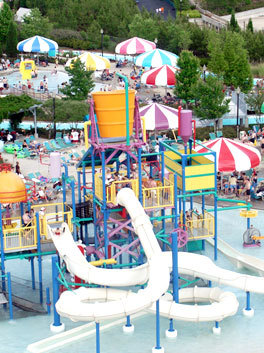 Alabama Adventure - Attractions/Entertainment - 4599 Visionland Pkwy, Bessemer, AL, United States