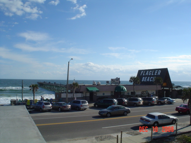 Flagler Beach Pier - Beaches - 105 N Highway A1A, Flagler Beach, FL, United States