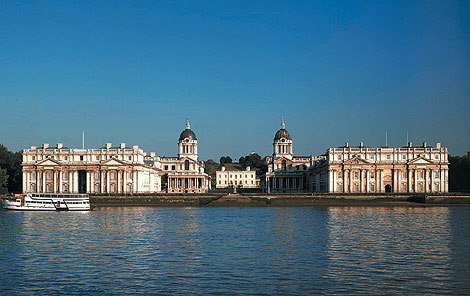 Old Royal Naval College - Reception Sites - Old Royal Naval College, King William's Walk, Greenwich, Greater London, SE10 9LW, United Kingdom