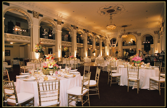 Palace At The Ben - Reception Sites, Restaurants, Caterers, Ceremony &amp; Reception - 834 Chestnut St, Philadelphia, PA, United States
