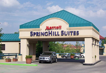 Springhill Suites By Marriott - Hotels/Accommodations - One Riverfront Plaza, Lawrence, KS, United States