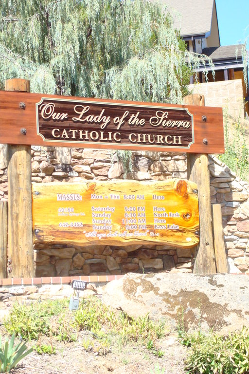 Our Lady Of The Sierra - Ceremony Sites - 40180 Indian Springs Rd, Oakhurst, CA, United States