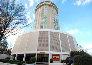 Clarion Hotel State Capital - Hotels/Accommodations, Attractions/Entertainment, Reception Sites - 320 Hillsborough Street, Raleigh, NC, United States