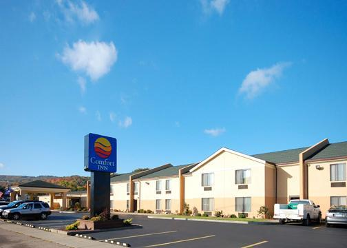Comfort Inn - Hotels/Accommodations - 1 Canisteo Square, Hornell, NY, United States