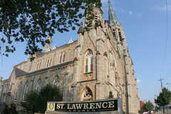 St Lawrence Church - Ceremony - 3680 Warsaw Ave, Cincinnati, OH, 45205
