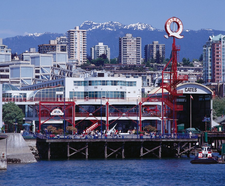 Lonsdale Quay Market - Shopping, Attractions/Entertainment - 123 Carrie Cates Court, North Vancouver, BC, Canada