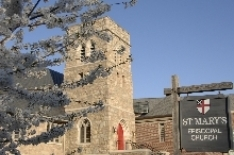 St Mary's Episcopal Church - Ceremony Sites - 2609 N Glebe Rd, Arlington, VA, United States