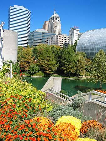 Myriad Botanical Gardens - Attractions/Entertainment, Ceremony Sites, Ceremony &amp; Reception - 301 W Reno Ave, Oklahoma City, OK, 73102, US